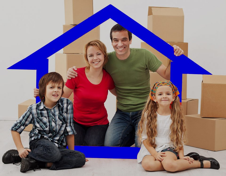 Home Moving Services Beaumont, Texas